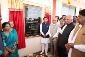 The district got the gift of the administrative building of Krishi Vigyan Kendra, the farmers of the district will get the information easily and the advice of agricultural scientists and new techniques, work towards making the district number one in the field of agriculture and tomato production.
